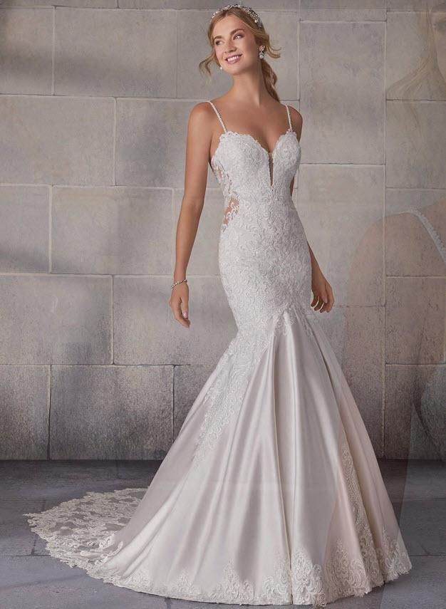 Morilee Mermaid Wedding Dress